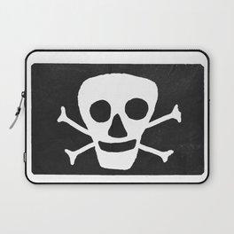 Pirate flag Laptop Sleeve