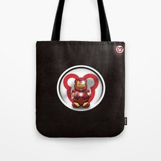 Super Bears - the Invincible One Tote Bag