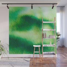 Verdant Clouds Wall Mural