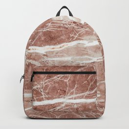 Vintage Marble texture Backpack