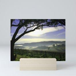 Barossa Sunrise Landscape Mini Art Print