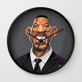 Celebrity Sunday ~ Will Smith Wall Clock