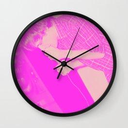 John Maus Wall Clock