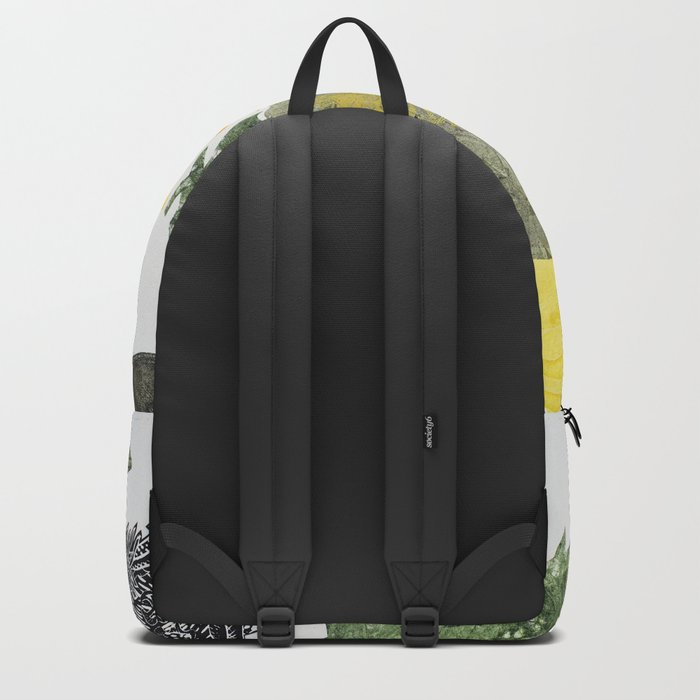 Carbonation Collection: spring Backpack