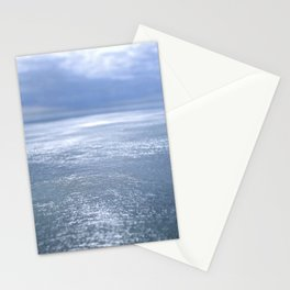 Sea and space Stationery Cards