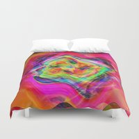 "tequila Duvet Covers featuring "" Tequila ""  by shiva camille"