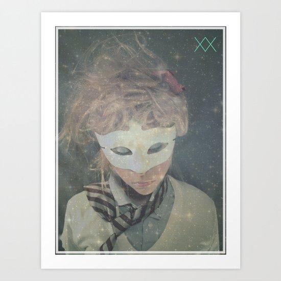 STARS & STARS Art Print