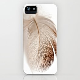 Mallard Feather iPhone Case