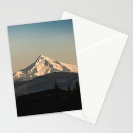 PNW Mount Hood Adventure Stationery Cards