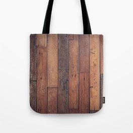 wood pattern Tote Bag