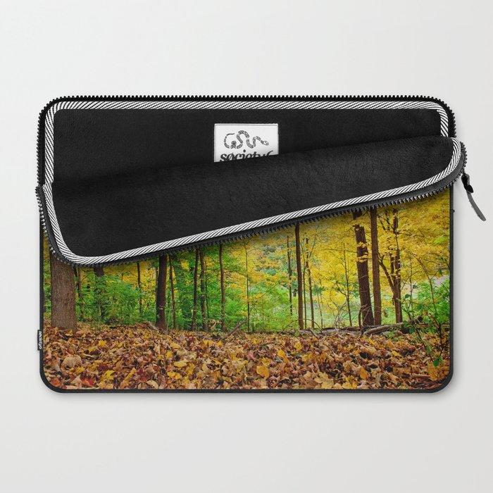 Mid Autumn Laptop Sleeve