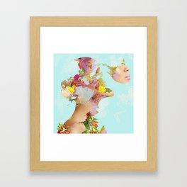 Summer Day Framed Art Print
