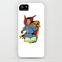 TAKE A LOOK IT IN A BOOK iPhone Case