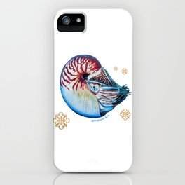 Eco Mural Project 7: Nautili iPhone Case
