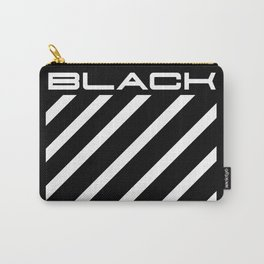 Off Black Carry-All Pouch