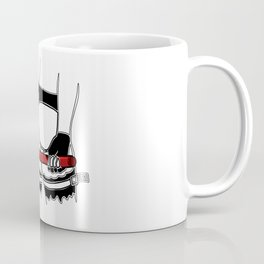mistress dominatrix whip stockings thong bdsm Bondage Coffee Mug