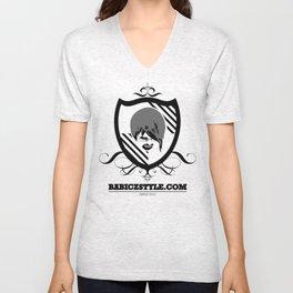 Babiczstyle Logo Unisex V-Neck