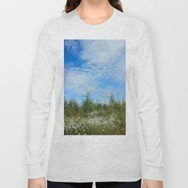 Swamp flowers Long Sleeve T-shirt