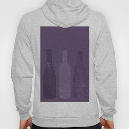Abstract Wine Bottles Hoody