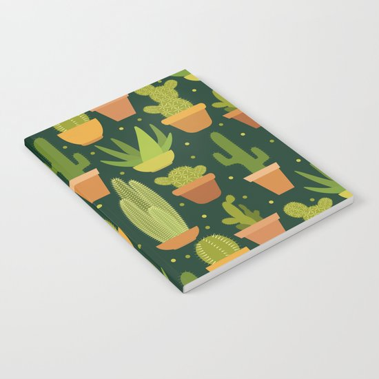 Cactuses Notebook