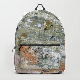 Concrete Splatter Backpack