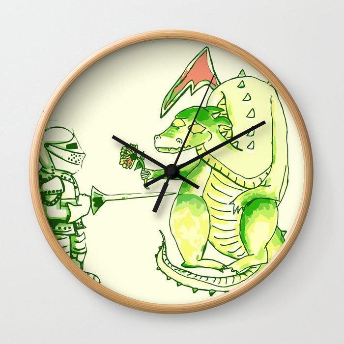 Good v.s. Evil? Wall Clock