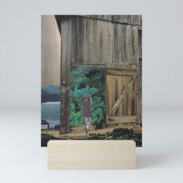 Aquarium Mini Art Print