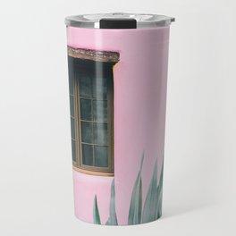 Pink Marfa Wall Travel Mug