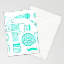 Movie Stationery Cards