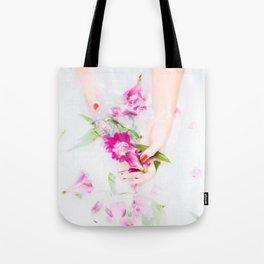 Ophelia's Hands Tote Bag