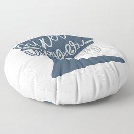 mixer upper Floor Pillow