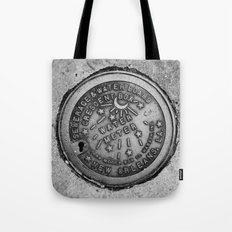 New Orleans Water Meter Tote Bag