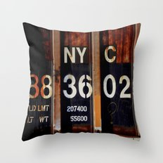 NYC 88 36 02 Throw Pillow