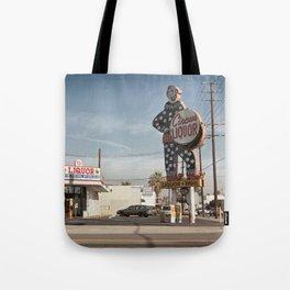 Liquor Store NoHo Tote Bag