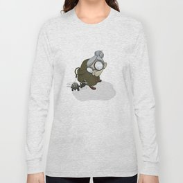 KIRI, LA ABUELA Long Sleeve T-shirt