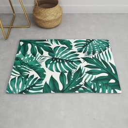 Jungle collective Rug