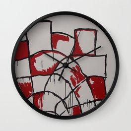 Pukeko 4000 Wall Clock
