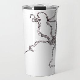The Blind Octopus Travel Mug