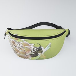 Blooming in the Morning Fanny Pack