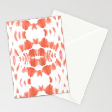 BOHEMIAN TANGERINE Stationery Cards