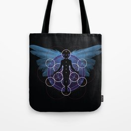 Awakened Tote Bag