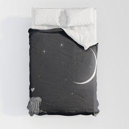 Winter Love Comforters