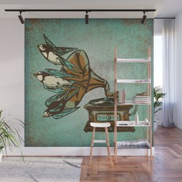Nature Sounds Wall Mural