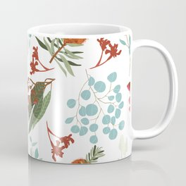 Australian Botanicals - White Coffee Mug