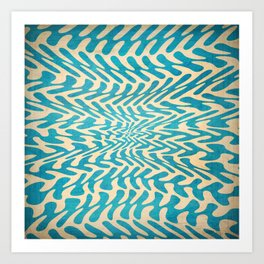 Pattern Mix 1 Art Print