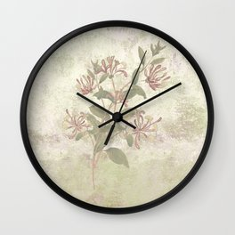 Harmonies and sweet sounds Wall Clock