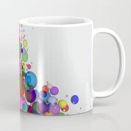 Colorful Spheres Coffee Mug