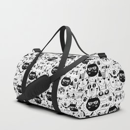 Cats Everywhere Duffle Bag