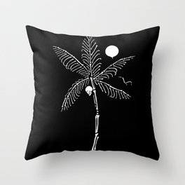 The Ending (A Paradise) Throw Pillow