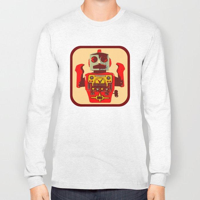 Robot II Long Sleeve T-shirt